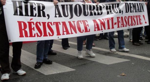 hier, aujourd'hui, demain. Résistance anti-fasciste