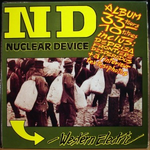 nuclear device - western electric