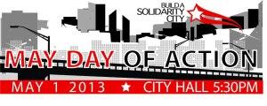 mayday 2013 toronto