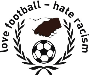 love football, hate racism
