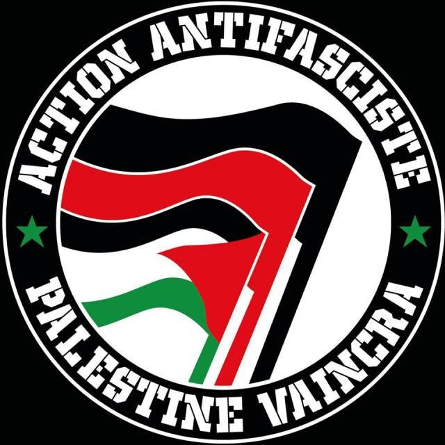 antifa palestine