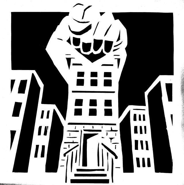 seth tobocman anti gentrification