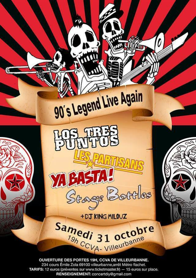 90's Legend Live Again