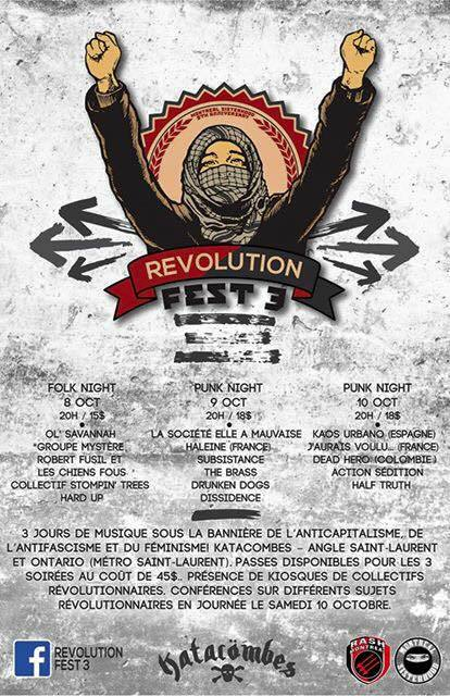 Revolution Fest III - montrealrevolutionfest.wordpress.com