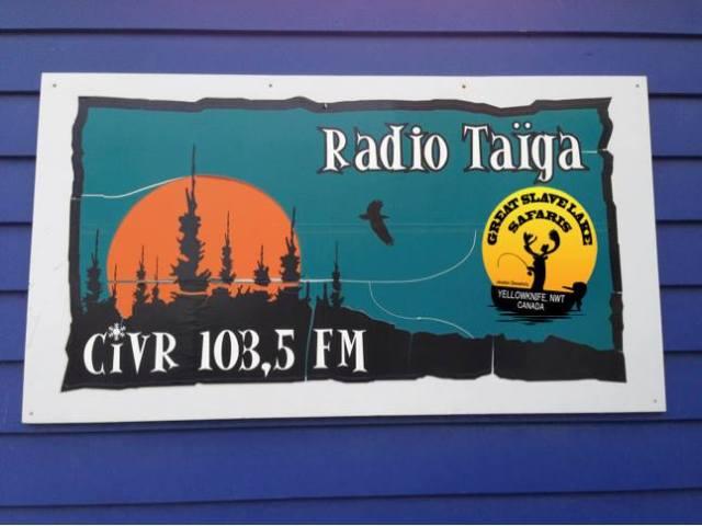 radio taiga, CIVR 103,5 FM - radiotaiga.com