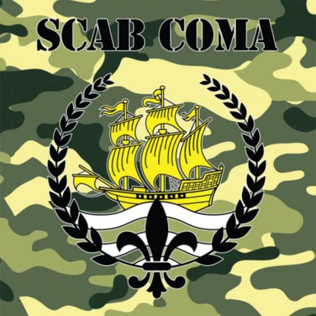 scab coma