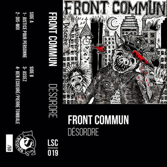 front commun