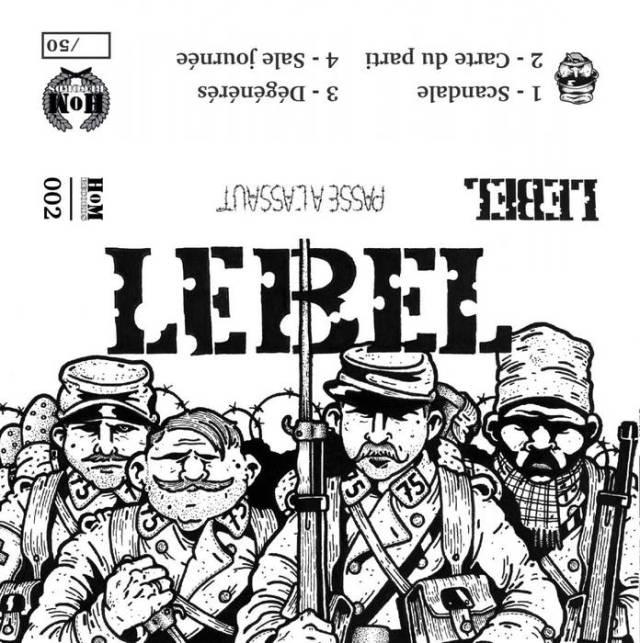 lebel cover